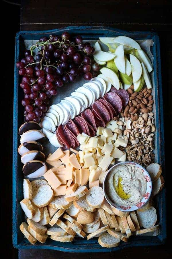 Texas-Sized Cheese Board